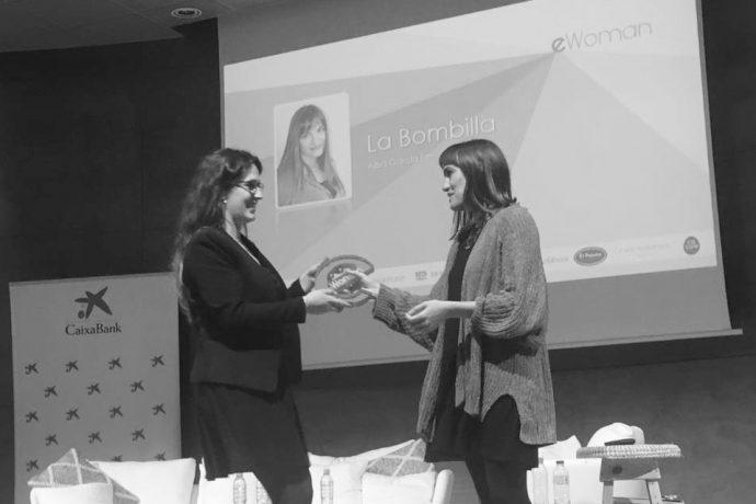 Premio Ewoman Arte digital y redes sociales: Alba García