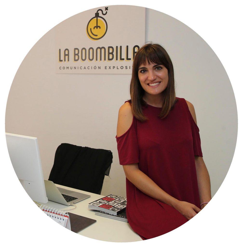 Sobre mí: copywriter. Alba García Fernández-Pacheco