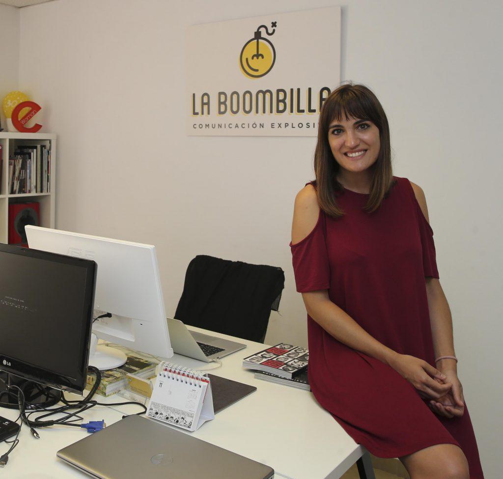 Alba García Fernández Pacheco. La Boombilla