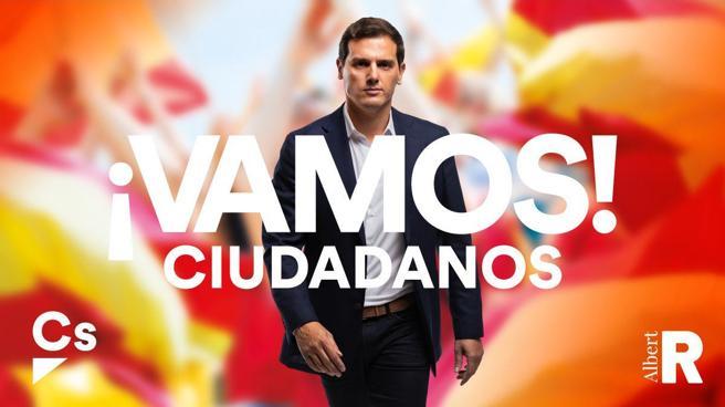 El storytelling en las elecciones generales: Ciudadanos: ¡Vamos, ciudadanos!