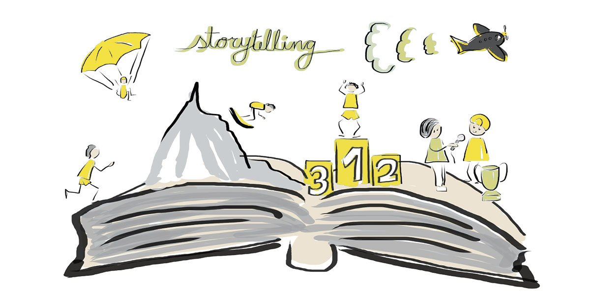 Storyrelling y periodismo: similitudes