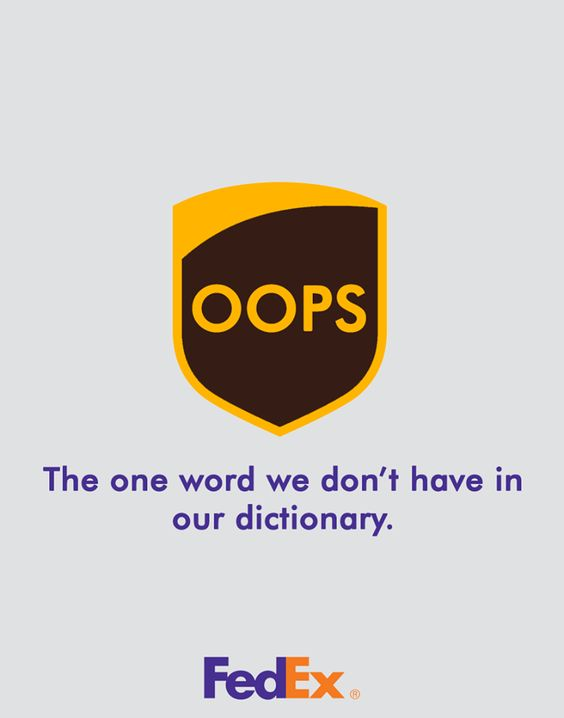 Ejemplos de copywriting - FedEx