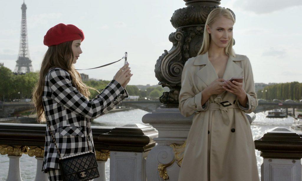 Lo que Emily in Paris nos enseñó del marketing en redes sociales